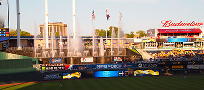 Royals Fountain